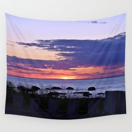 The Beauty of Sunset Wall Tapestry