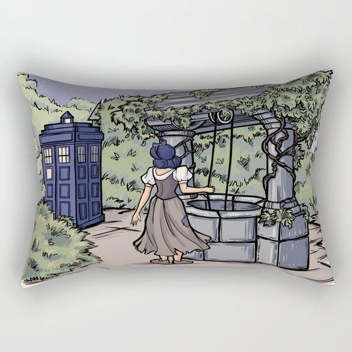 I'm Wishing Rectangular Pillow