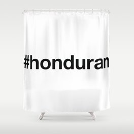 HONDURAS Shower Curtain
