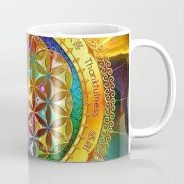 Life Mandala Coffee Mug