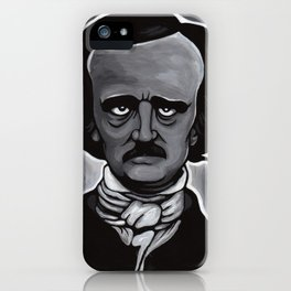 Edgar iPhone Case