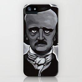 Edgar iPhone Case