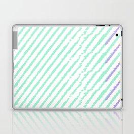 Green Drops of Time Laptop & iPad Skin