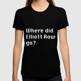 Elliott Row T-shirt