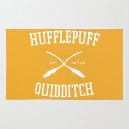 Hogwarts Quidditch Team: Hufflepuff Rug