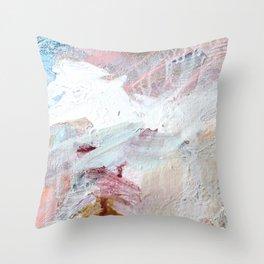 Palette No. Nine Throw Pillow