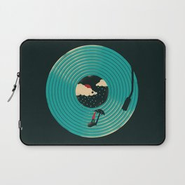 Songs for a Rainy Day Laptop Sleeve
