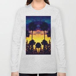 evening in Cali Long Sleeve T-shirt