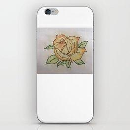 Een roos voor vallentyn iPhone Skin