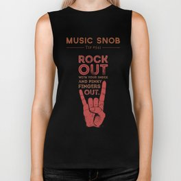 Rock Out — Music Snob Tip #541 Biker Tank