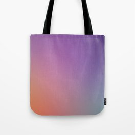 GUILTY  CONSCIENCE - Minimal Plain Soft Mood Color Blend Prints Tote Bag