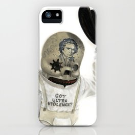 Clockwork Calavera iPhone Case