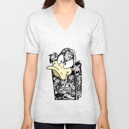 You're dithpicable! Unisex V-Neck