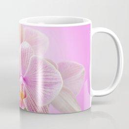 beautiful pink orchid Coffee Mug