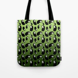 Swamp Monster Tote Bag