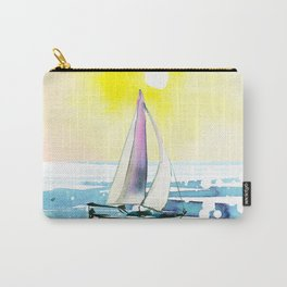 Seascape #7 Carry-All Pouch