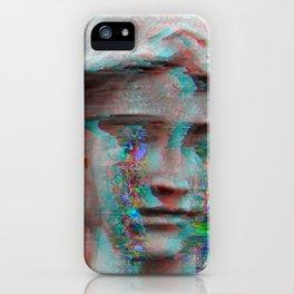 Lostangel iPhone Case