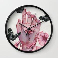 It Aches II Wall Clock