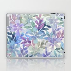 watercolor Botanical garden Laptop & iPad Skin