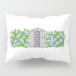 Segno Gate & Fermata Hydrangea Pillow Sham