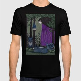 There is a Place in the Woods... T-shirt