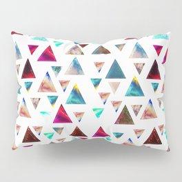 Multicolor Trianspace Pillow Sham