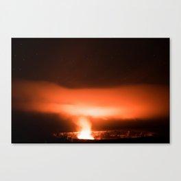 Volcanos National Park 11 Canvas Print