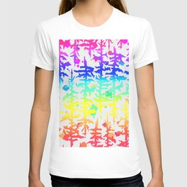Rainbow Trees T-shirt