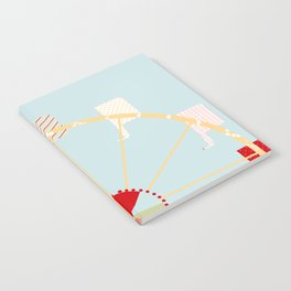 Ferris Wheel Notebook