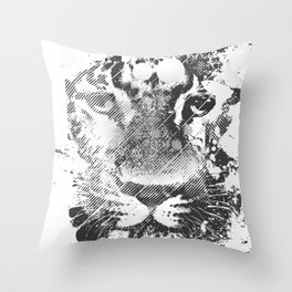 Tigre Throw Pillow