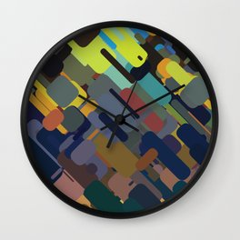 Squircle 3 Wall Clock