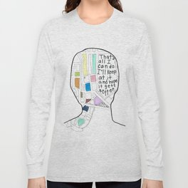 It's Kind Of A Funny Story Long Sleeve T-shirt