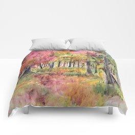 Autumn Woodlands Comforters