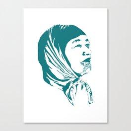 Wha Canvas Print