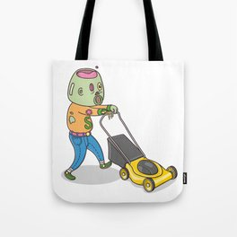 My Personal Zombie Tote Bag