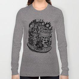 ABSOLEM-CHESHIRE CAT Long Sleeve T-shirt