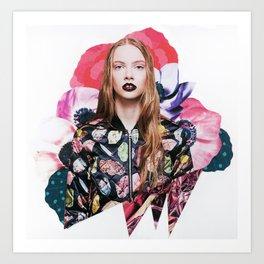 BLOOM 34 Art Print