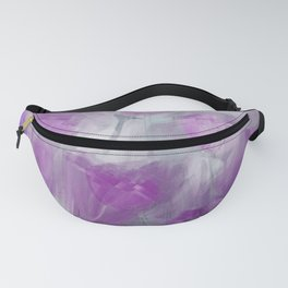 Shades of Lilac Fanny Pack