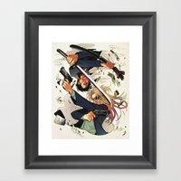 Renegade Framed Art Print