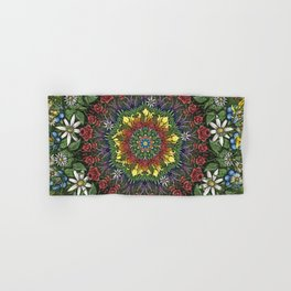 Garden Burst Hand & Bath Towel