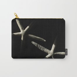 Slice of Sun: Starfish Carry-All Pouch