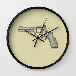 killer television Wall Clock