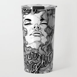 Lonely in Your Nightmare Travel Mug