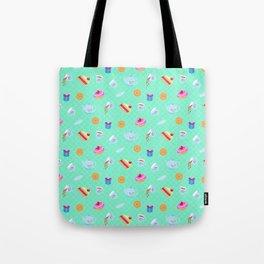 Alice in Wonderland - Tea Party Tote Bag