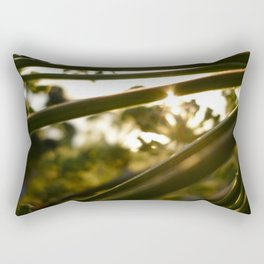 Poison Hemlock 3 Rectangular Pillow