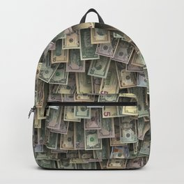 US dollars all over cover Backpack