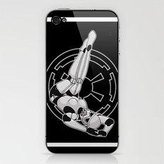 Star Wars Stormtrooper pinup iPhone & iPod Skin