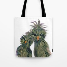DODO LOVE BIRDS 2 Tote Bag