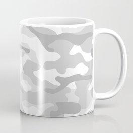 Snow Camo Coffee Mug