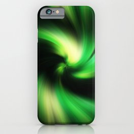 Abstract Fractal Background iPhone Case